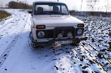 ВАЗ 2121 1998 в Захарьевке