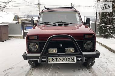 ВАЗ 2121 1980 в Мурованих Курилівцях