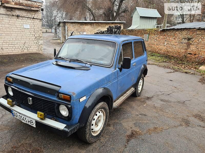 Позашляховик / Кросовер ВАЗ 2121 1990 в Запоріжжі