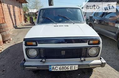 ВАЗ 2121 1987 в Луцке