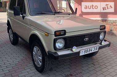 Внедорожник / Кроссовер ВАЗ 2121 1985 в Тячеве
