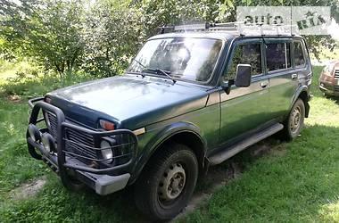 Внедорожник / Кроссовер ВАЗ 2131 2000 в Сумах