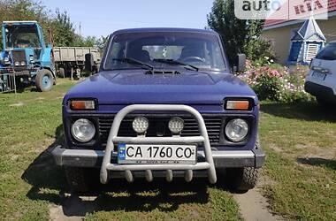 Внедорожник / Кроссовер ВАЗ 2131 1999 в Черкассах
