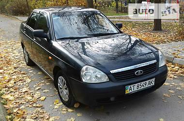 ВАЗ 2170 2007 в Ивано-Франковске