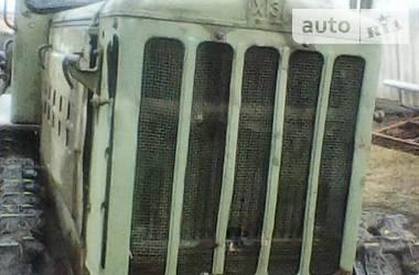 ВгТЗ ДТ-55 1965 в Черкасах