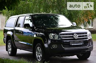 Volkswagen Amarok 2013 в Луцке