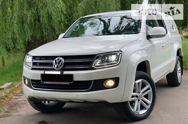Volkswagen Amarok 2015 в Рівному