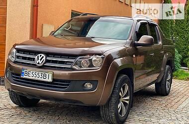Volkswagen Amarok 2013 в Ужгороде