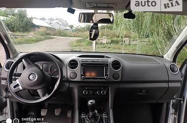 Пикап Volkswagen Amarok 2011 в Днепре