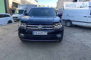 Внедорожник / Кроссовер Volkswagen Atlas 2019 в Черновцах