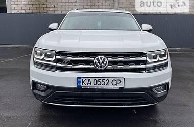 Внедорожник / Кроссовер Volkswagen Atlas 2017 в Днепре