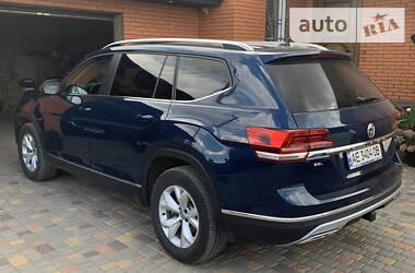 Позашляховик / Кросовер Volkswagen Atlas 2018 в Кривому Розі