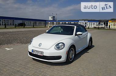 Кабриолет Volkswagen Beetle 2016 в Одессе