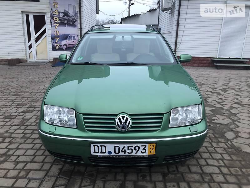 Volkswagen Bora 2001 в Тернополе