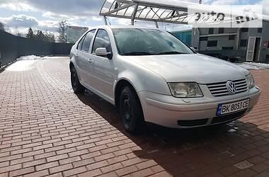 Седан Volkswagen Bora 1998 в Рокитному