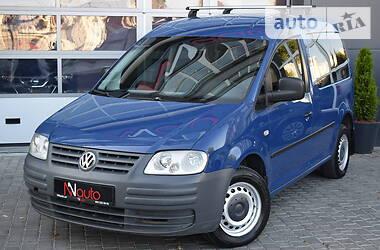 Volkswagen Caddy груз-пас 2009 в Одессе