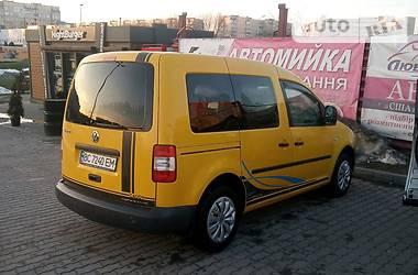 Минивэн Volkswagen Caddy груз-пас 2006 в Львове