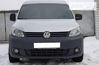 Volkswagen Caddy груз. 1.6 TDI 2012