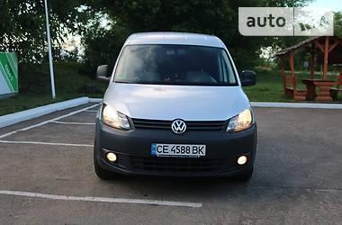 Volkswagen Caddy груз. 2011 в Черновцах