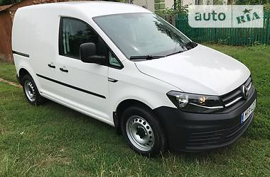 Volkswagen Caddy груз. 2016 в Умани