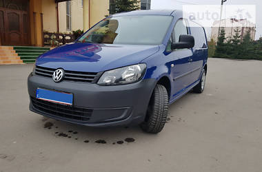 Volkswagen Caddy груз. 2014 в Тернополе