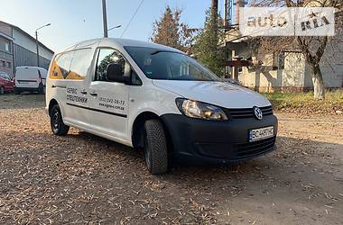 Volkswagen Caddy груз. 2013 в Львове
