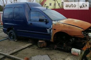 Volkswagen Caddy груз. 1998 в Калуше