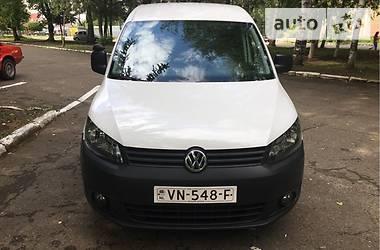 Volkswagen Caddy груз. 2015 в Чернівцях