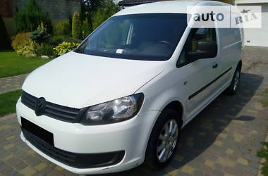 Volkswagen Caddy груз. 2011 в Самборе