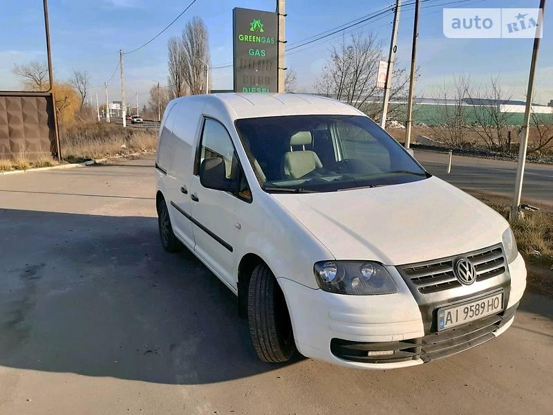 Volkswagen Caddy груз. 2006 в Киеве