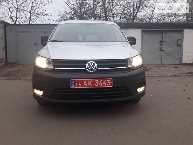 Volkswagen Caddy груз. 2017 в Мариуполе
