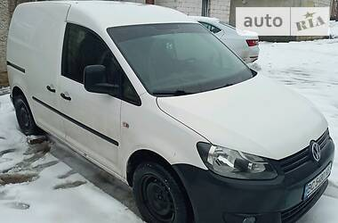 Volkswagen Caddy груз. 2012 в Кропивницком