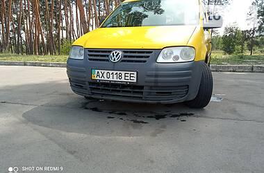 Легковий фургон (до 1,5т) Volkswagen Caddy груз. 2006 в Харкові