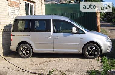 Volkswagen Caddy пасс. 2006 в Луганске
