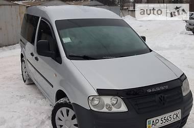 Volkswagen Caddy пасс. 1.9 TDI 2009