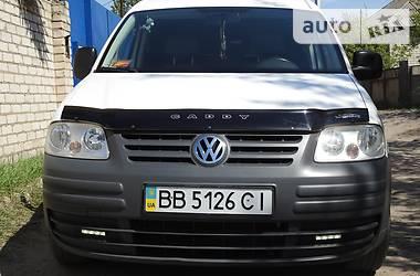 Volkswagen Caddy пасс. 2009 в Луганске