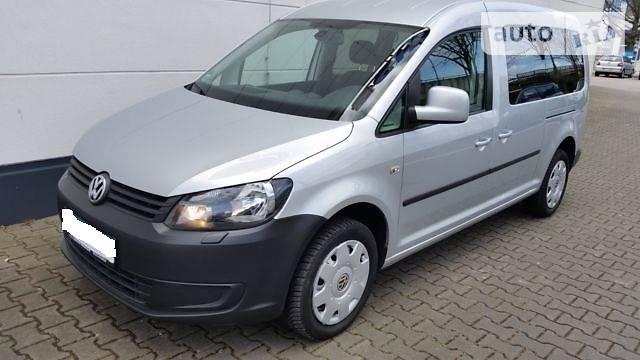 Volkswagen Caddy 2014 года