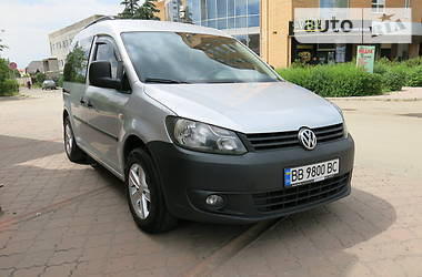 Volkswagen Caddy пасс. 2011 в Харькове