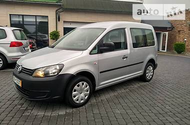Volkswagen Caddy пасс. 2011 в Коломые