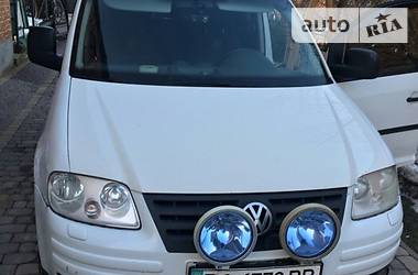 Volkswagen Caddy пасс. 2008 в Тернополе