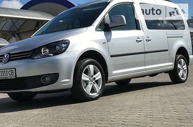Volkswagen Caddy пасс. maxi 4x4