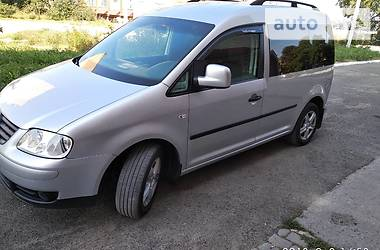 Volkswagen Caddy пасс. 2008 в Чорткове
