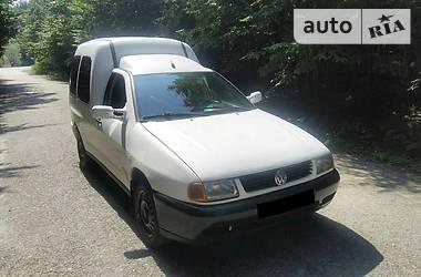 Volkswagen Caddy пасс. 2000