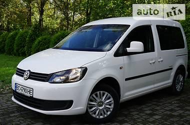 Volkswagen Caddy пасс. 2014 в Самборе