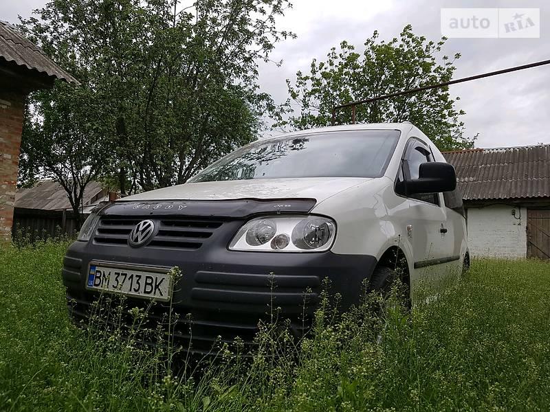 Volkswagen Caddy пасс. 2009 в Путивле