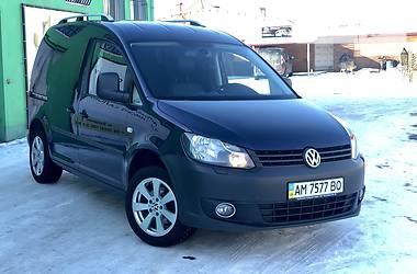 Volkswagen Caddy пасс. 2012 в Бердичеве