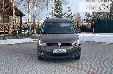 Volkswagen Caddy пасс. HIGHLINE 4x4