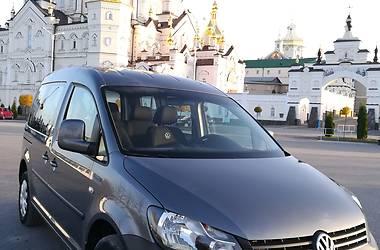 Volkswagen Caddy пасс. 2012 в Тернополе