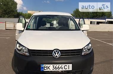 Volkswagen Caddy пасс. 2014 в Ровно