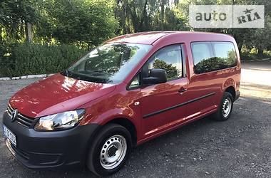 Volkswagen Caddy пасс. 2011 в Ковеле